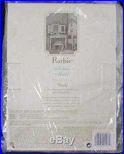 Barbie Silkstone Gold Label Vanity & Bench MIB NRFB Sealed RARE Y829