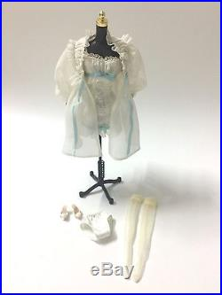 Barbie Silkstone Ingenue lingerie outfit for FR2 Poppy Parker Integrity Doll