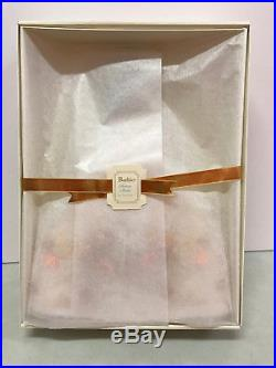 Barbie Silkstone Lady of the Manor embroidered ribbon NRFB New