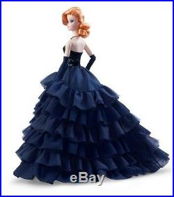 Barbie Silkstone Midnight Glamour Fashion Model Collector Gold Label IN STOCK