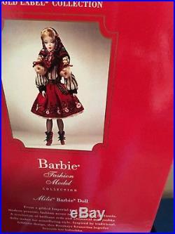 Barbie Silkstone Mila Doll NRFB