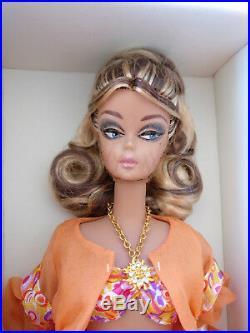 Barbie Silkstone Palm Beach Swim Suite Nrfb 2006