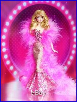 Barbie Silkstone Pink And Gold Pop Icon Fashion Model Collector Bfmc Custom