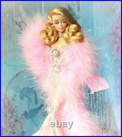 Barbie Silkstone Pink & Peral Chanel Tribute Fashion Model Collector Custom