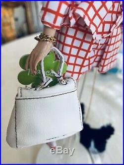 Barbie Silkstone RARE Francie Doll With Dog