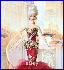Barbie Silkstone Royals Of The Sea Fashion Model Collector Bfmc Doll