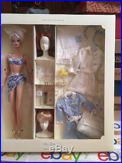 Barbie Silkstone Spa Getaway Set