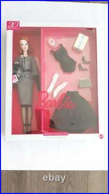 Barbie Silkstone The Best Look Signature Doll Gold Label