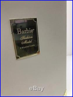 Barbie Silkstone (fashion Model Collection) Wardrobe Carrying Case 2005