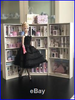 Barbie Silkstone miniature bookcase 1/6 scale BFMC nr2