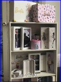 Barbie Silkstone miniature bookcase 1/6 scale BFMC nr3