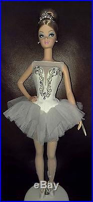 Barbie Silkstone'prima Ballerina' No Box Very Beautiful