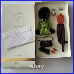 Barbie Skiing Vacation Gold Label Silkstone Fashion Dealer exclusive