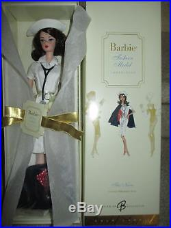 Barbie THE NURSE Fashion Model Collection Gold Label Silkstone 2005 NRFB Mint