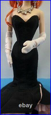 Barbie The Siren Silkstone Doll Gold Label Collection K7933 Mattel Fashion 2007
