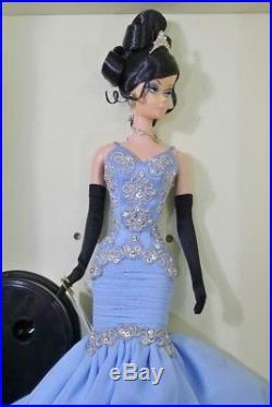 Barbie The Soiree Silkstone Doll Gold Label Collector K7965 Fashion Model