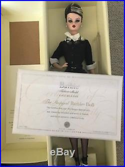 Barbie The shopgirl Fashion Series Collection Gold Label