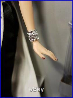 Beaded Gown Barbie Doll Bfc Exclusive #885 Platinum Label Mattel X8266 Nrfb