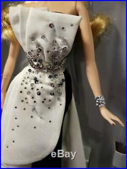 Beaded Gown Barbie Doll Platinum Label Bfc Exclusive Mattel X8266 Mint Nrfb