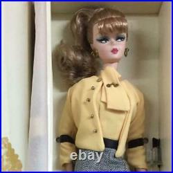 Beautiful THE SECRETARY 2007 Silkstone Barbie Dressed Doll Nrfb