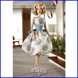 Betty Draper Mad Men Silkstone Barbie Doll Gold Label Mattel #t2153 Mint Nrfb