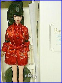 Bfmc Silkstone Asian Stunning Chinoiserie Red Moon Exotic Barbie Spectacular