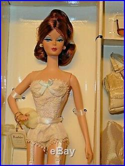 Bfmc Silkstone Continental Hoilday Remarkable Detail Fashion & Doll Pristine