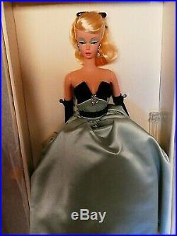 Bfmc Silkstone Elegant & Sophisticated Lisette Nrfb Mint Platinum Blonde Amazin