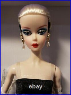 Black & White Forever Silkstone Barbie Signature Doll 2018 Mattel Fxf25 Nrfb