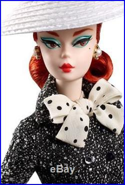 Black & White Tweed Suit Silkstone Fashion Model Barbie NEW! IN STOCK NOW