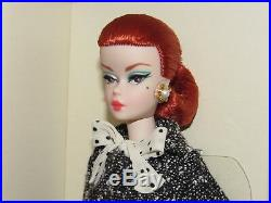 Black and White Tweed Suit Silkstone Barbie Doll NRFB 2017 Gold Label #DWF54