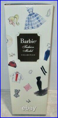 Blonde Debut Silkstone Barbie Doll NRFB