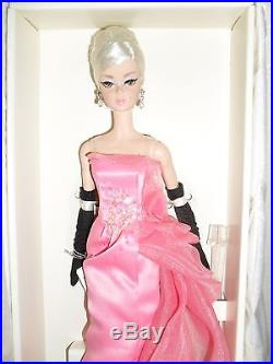 Blush Beauty And Glam Gown Silksone Fan Club Exclusives Barbie Gold Label
