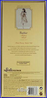 Blush Beauty Barbie Doll- Gold Label Collection