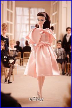 Blush Beauty Silkstone Barbie Doll BFC Exclusive Mint with Shipper