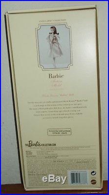 Blush Beauty Silkstone-barbie-bfc. Exc-2015-still Sealed In Original Shipper