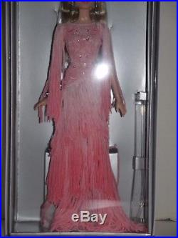 Blush Fringed Gown Barbie Platinum Label 2017 LE 1000 SOLD OUT