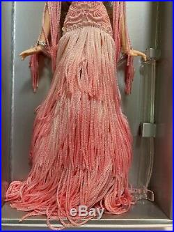 Blush Fringed Gown Barbie Platinum Label #DWF5 -NRFB Mint! Only 1,000 made