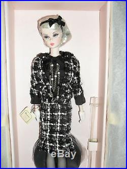 Boucle Beauty Silkstone Barbie Doll Gold Label