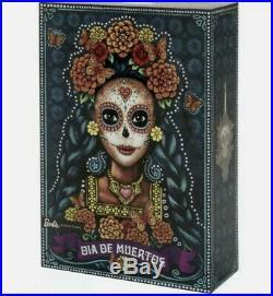 Brand New Barbie Dia De Los MuertosDay of The Dead Doll Mattel NEW In Box