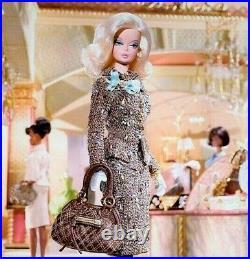 Breathtaking 2006 Tweed Indeed Silkstone Barbie Dressed Doll Nrfb/Htf/ONLY 1