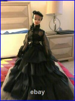 Breathtaking Silkstone #4 Ponytail Barbie OOAK NM AND GORGEOUS SALE
