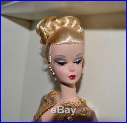 CAPUCINE Barbie Doll Silkstone Fashion Model Collection 2002 #B0146 NRFB
