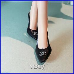 CHANEL Style OOAK Fashion fits Silkstone Barbie, Fashion Royalty, FR2 doll