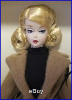 CLASSIC CAMEL COAT Silkstone Barbie Mint Factory Tissued DGW54 MINT NRFB
