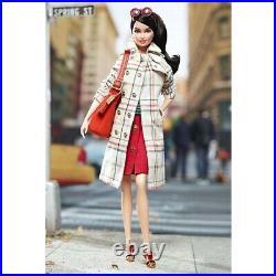 COACH × MATTEL Barbie 2013 Gold Label MIB Gorgeous