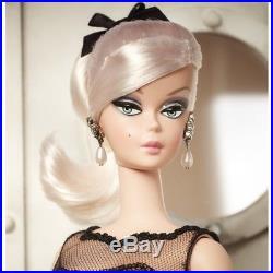 COCKTAIL DRESS Barbie Silkstone Fashion Model Gold Label Robert Best X8253 NRFB