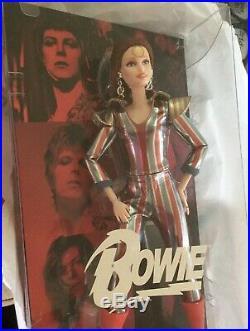 CONFIRMED David Bowie X Barbie Doll PRE ORDER