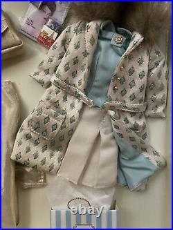 CONTINENTAL HOLIDAY GIFTSET 2002 Silkstone BFMC Barbie LTD ED R Best 55497 NRFB