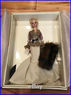 Capucine Barbie Doll Fashion Model Collection Silkstone 2002 NRFB B0146 NRFB